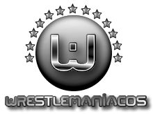 Logo WrestleManiacos by johnnymarques