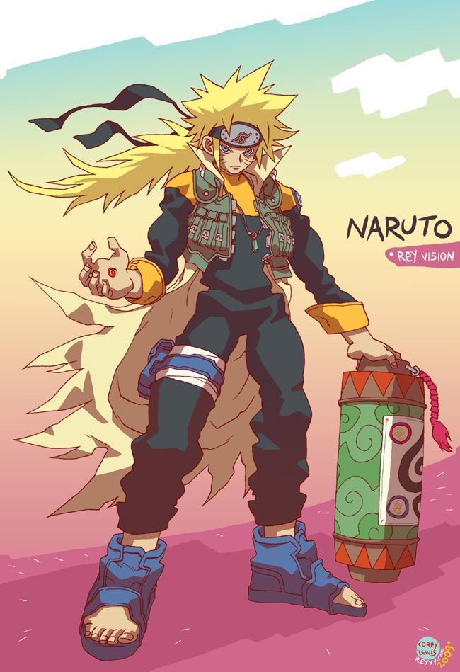 Naruto: Rey Vision by reyyyyy on DeviantArt