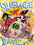 Sharknife Double Z Print-o