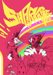 Sharknice Rainbow