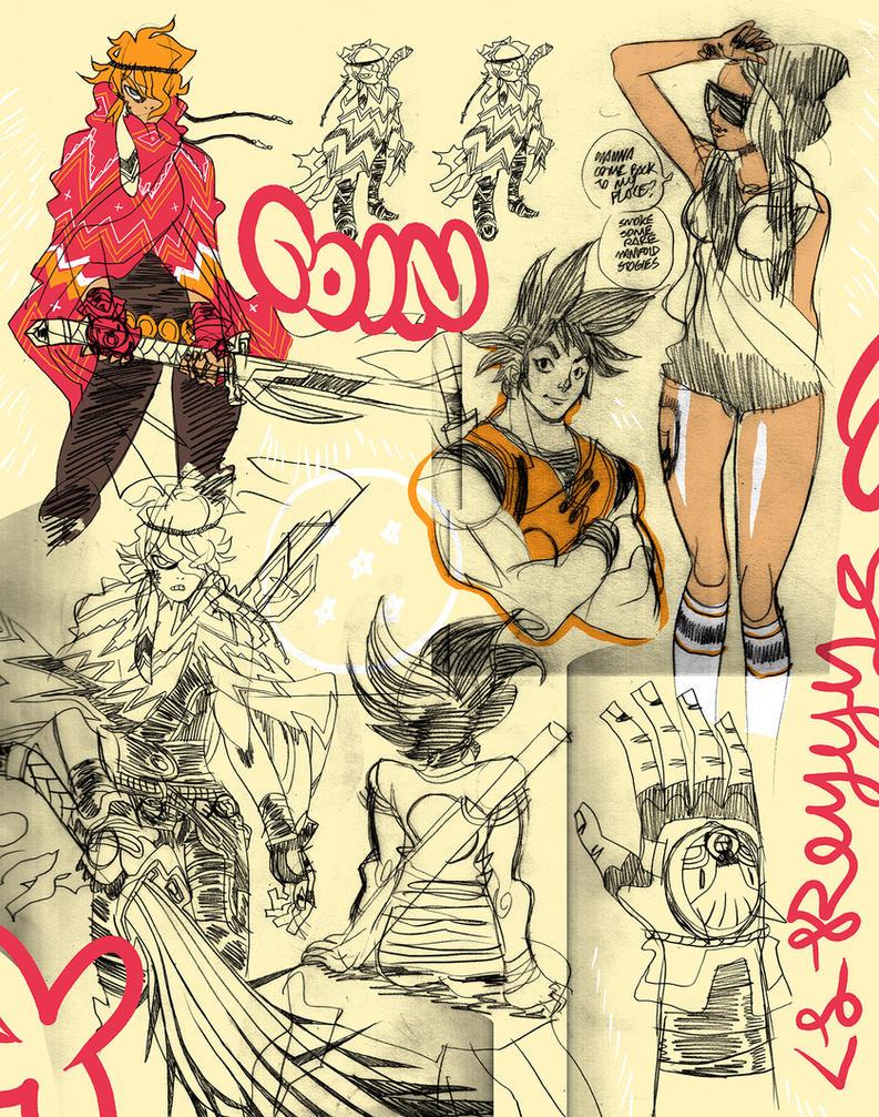 Sketchz 12 by reyyyyy