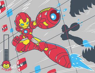 Iron Mega by reyyyyy
