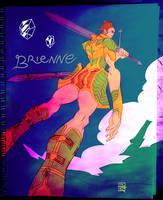 Brienne by reyyyyy