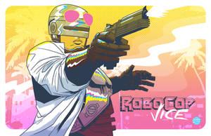 Robocop Vice by reyyyyy