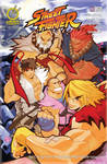 STREET FIGHTER NUM.14 COVER A