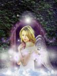 An Angel at Heavens Door