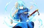 Rimuru Tempest Fanart