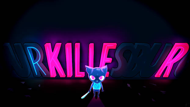 Night in the Woods - KILLER