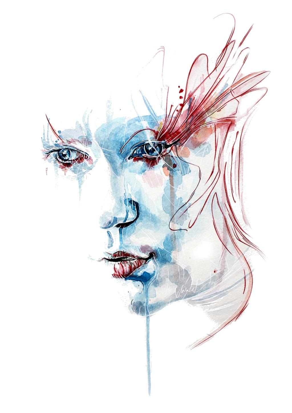 Indelible scars by KlarEm