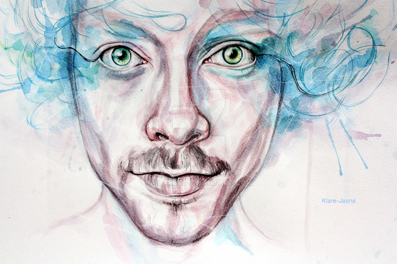 Beyond the gaze by KlarEm