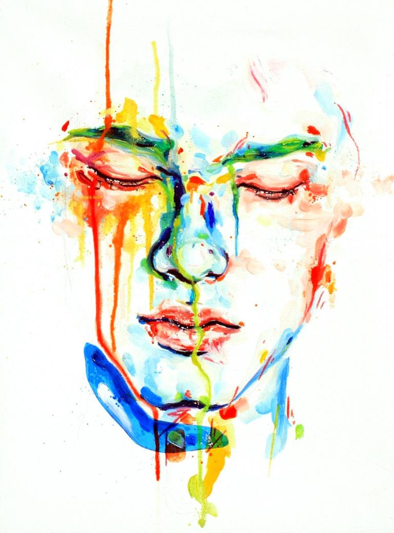 Lacrime d'arcobaleno by KlarEm