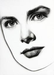 Grace Kelly (minimal) by KlarEm