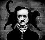 Edgar Allan Poe-the black cat