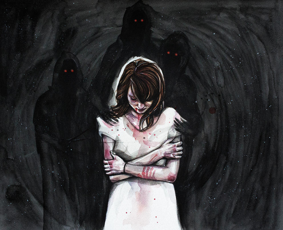 Posttraumatic stress disorder (PTSD) by KlarEm