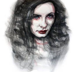 Lady Storm by KlarEm