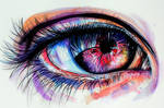 Eye of Galaxy