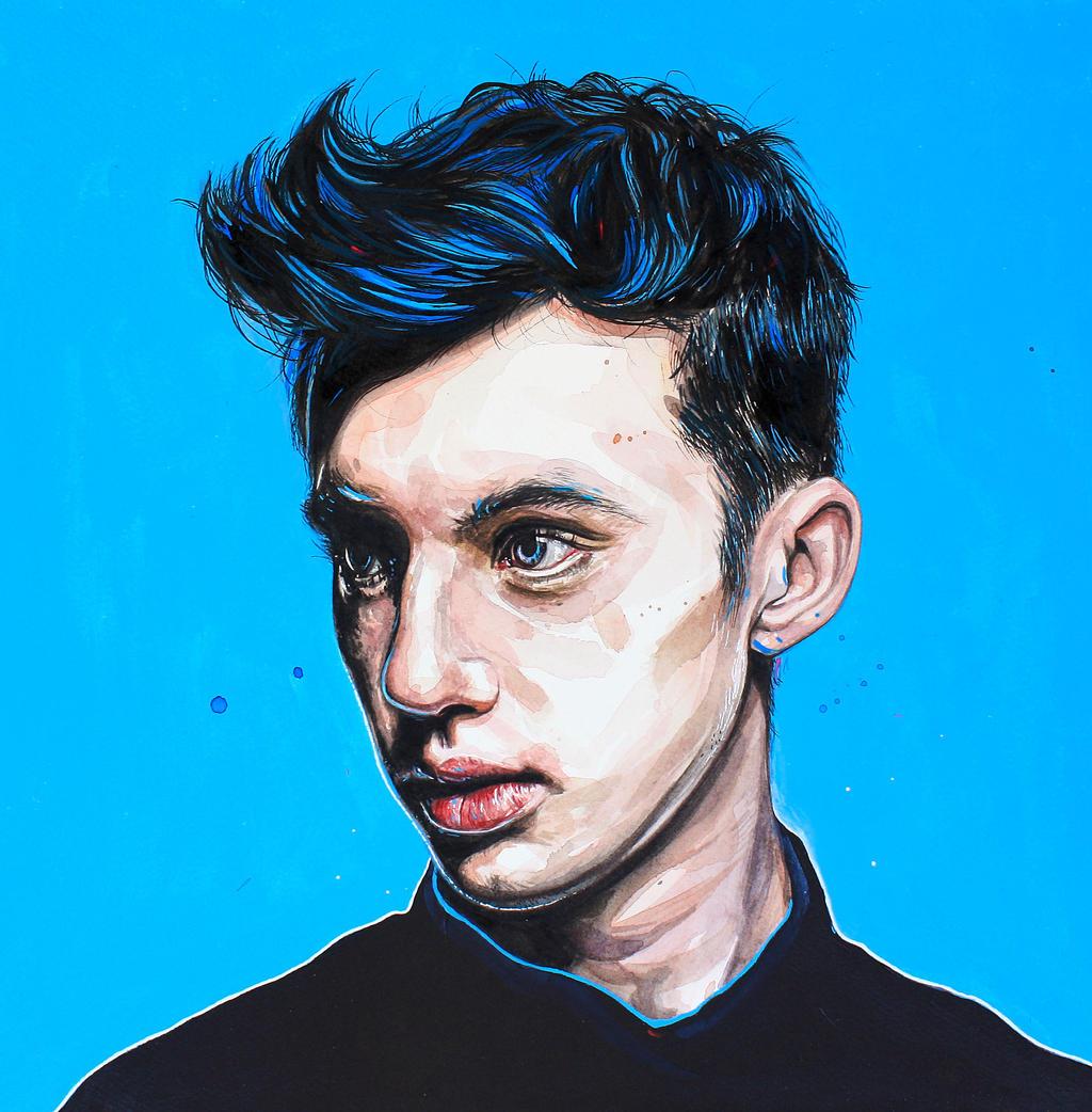 Troye Sivan by KlarEm on DeviantArt
