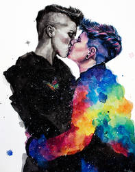 Love is Love by KlarEm