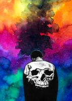 The monster inside me by KlarEm