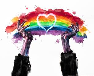Colors of Love by KlarEm