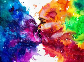 Universal love by KlarEm