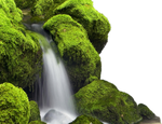 green_rocks- water fall