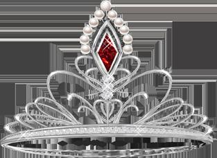 white crown by wajdanali