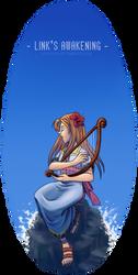 Link's Awakening by Ponthion