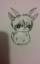 Chibi Goat Yoongi