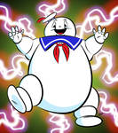 DOTD Day 20: The Stay-Puft Marshmellow Man