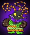 DOTD Day 38: Harlequin Demon