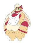 Fat Bunny Week: Nibby