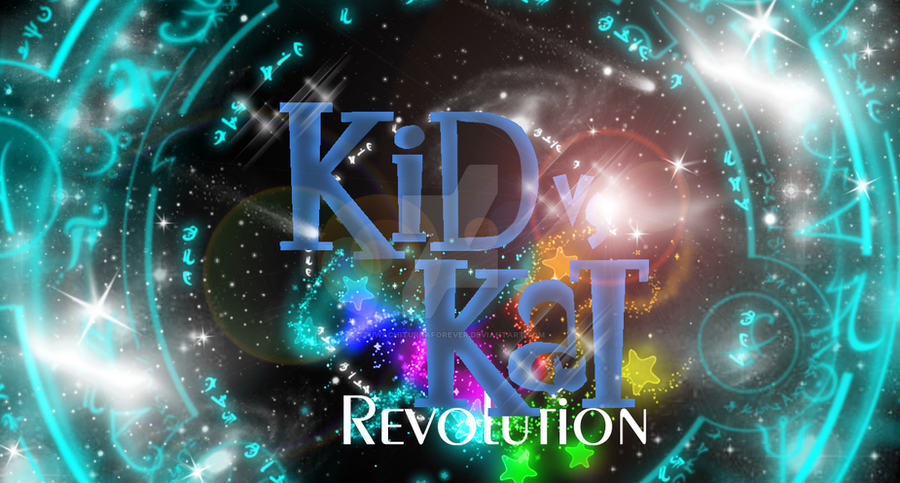 Kid vs Kat Revolution Logo by tuwachiturraforever