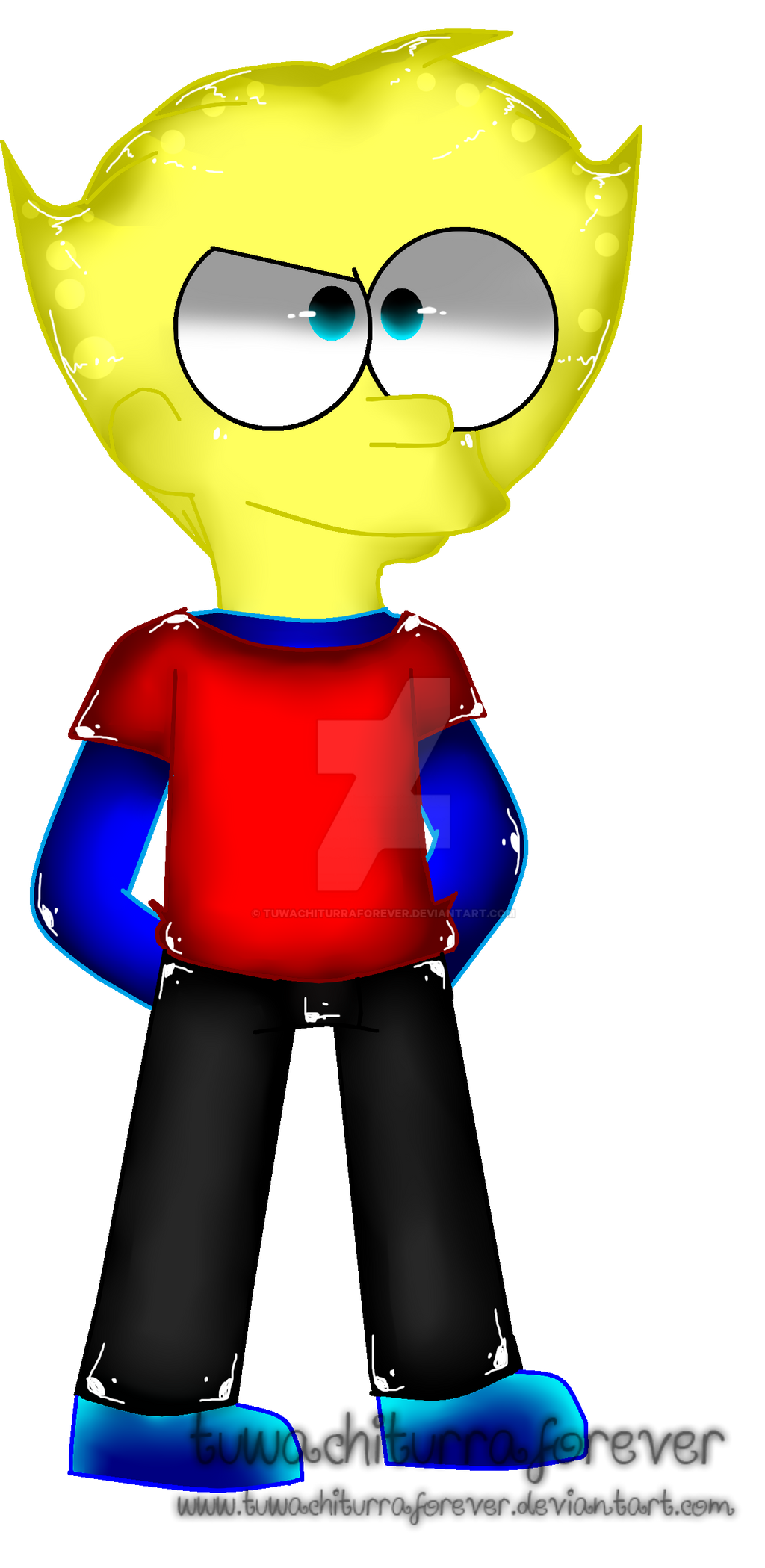 The Simpsons New Generation.:Finn Simpson:. by tuwachiturraforever