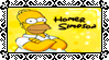 TS.:Homer Simpson Stamp:. by tuwachiturraforever