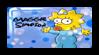 TS.:Maggie Simpson Stamp:. by tuwachiturraforever