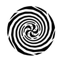 Fractal spiral mandala by TheOriginalArtometry