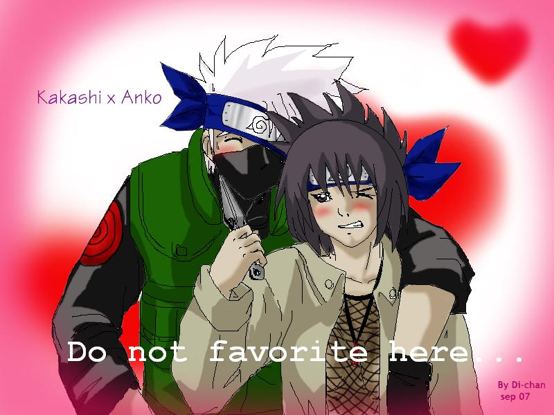 Kakashi and Anko By Di-chan by KakashixAnko on DeviantArt
