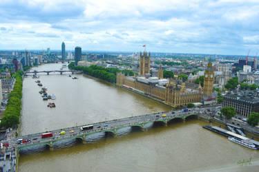 Theres nowhere else like London by nikafargos2iris