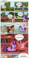 [FR]MLP: FIM - Without magic - Part 1 by Steampunk-Brony