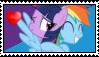 Twidash Stamp by Steampunk-Brony