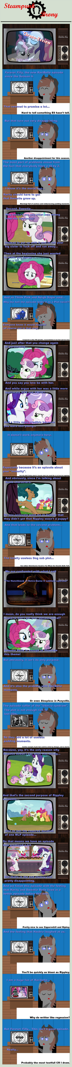 Chrono-Review#4 Forever Filly by Steampunk-Brony