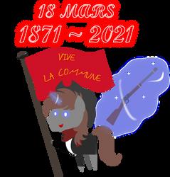 Vive la Commune, 150th anniversary