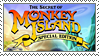 Stamp-Monkey Island LE by pearleyed