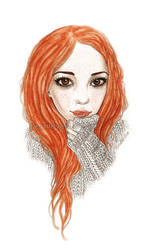 Autumn and knitwear by pearleyed