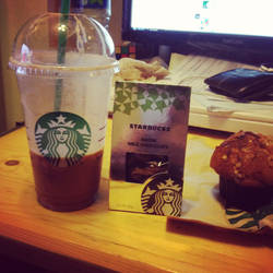 Starbucks by karllikaho