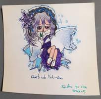 Yu-Gi-Oh! - Ghostrick Yuki-Onna