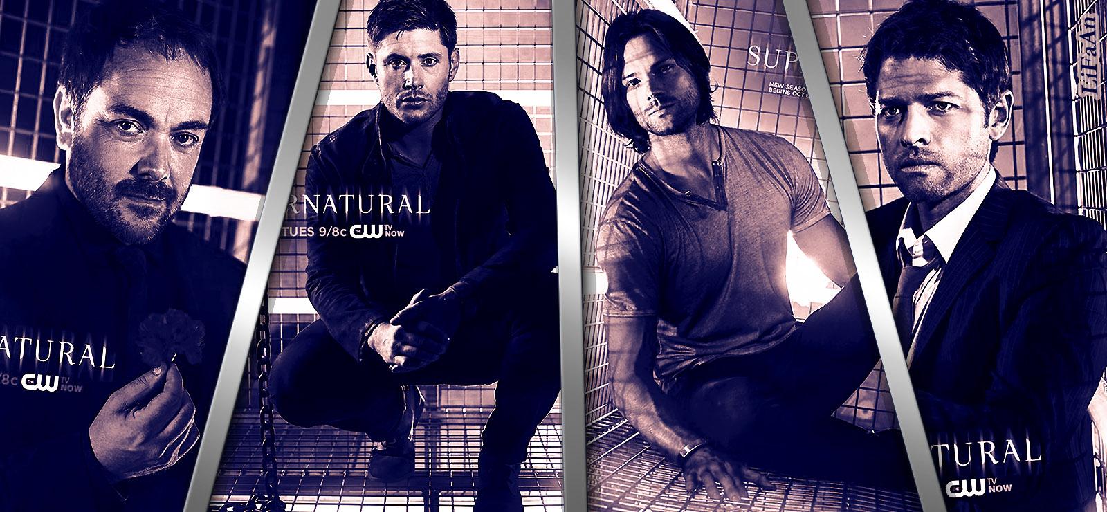 Supernatural - season 9 by LiFaAn