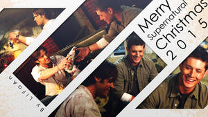 Sam and Dean - Merry Christmas