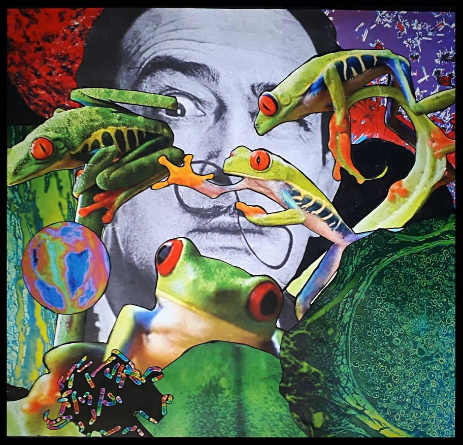 Amphibian Circus by JujuBrew
